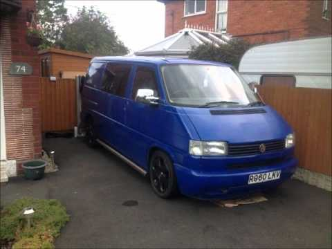 vw t4 transporter gvn remapping west midlands video 2. Black Bedroom Furniture Sets. Home Design Ideas