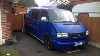 VW T4 Transporter GVN Remapping West Midlands Video 2