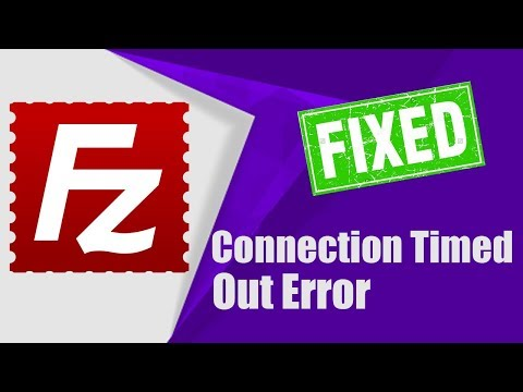 [Fixed] FileZilla Connection Refused TimeOut Error - cPanel (Step by Step)