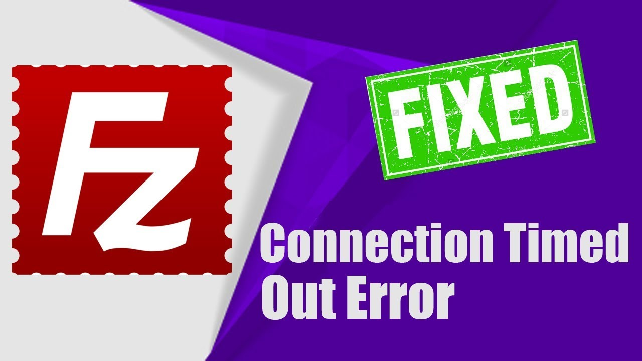 [Fixed] FileZilla Connection Refused TimeOut Error After 20 Seconds -  cPanel (Step by Step)