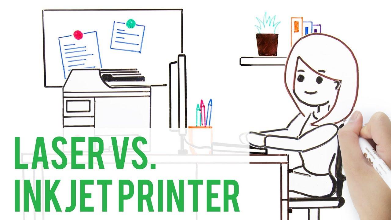 Color printing inkjet vs laser - Inkjet Printer Vs Laser Printers Which One Is Right For You