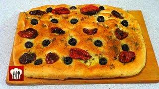 Домашний Хлеб Фокачча