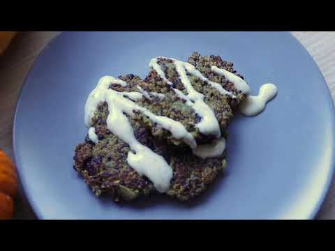 galettes-de-quinoa-et-de-champignons