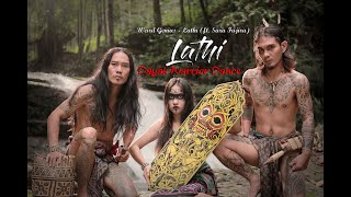 LATHI  Weird Genius  || DAYAK WARRIOR DANCE COVER