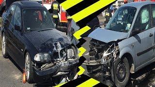 BMW vs Renault + latarnia ▪ polskiedrogiPLUS