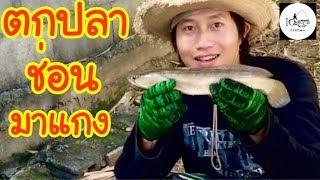 ตกปลาหลิม แกงหน่อไม้ส้ม Fishing lifestyle Ep.114
