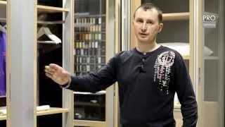 Обзор гардеробной системы CORNICE от raumpus