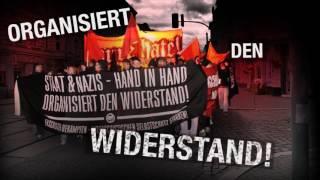 Antifa  Mobivideo 17 01 /18 01 2014  Magdeburg
