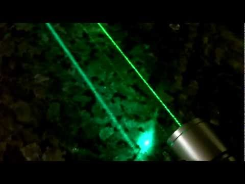 Direct Green Laser Diode 520nm Vs 532nm DPSS