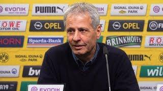 CL-Auslosung, Gegner & Personal | PK mit Favre und Zorc |Fortuna Düsseldorf - BVB