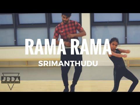 RAMA RAMA - Srimanthudu | Dance Cover | Jeya Raveendran Choreography (Beg)