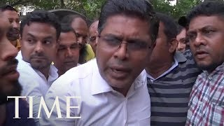 Sri Lanka's Supreme Court: The President Violated The Constitution By Dissolving Parliament | TIME