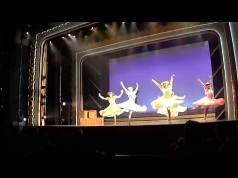 New 2016 Hersheypark Show: Dance, Dance, Dance: America! at the Music Box Theatre