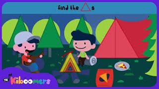 A Camping We Will Go   Kids Song   Kids Game   The Kiboomers   Learning   Games Kindergarten