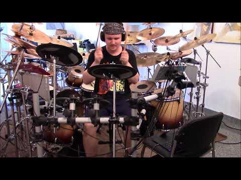 Genesis - Mama Drum Cover