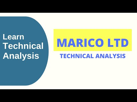 MARICO LTD SHARE - TECHNICAL ANALYSIS  | LEARN TECHNICAL ANALYSIS IN HINDI