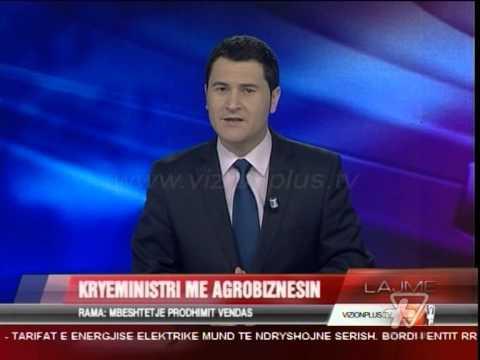 News Edition in Albanian Language - 15 Mars 2014 - 15:00 - News, Lajme - Vizion Plus