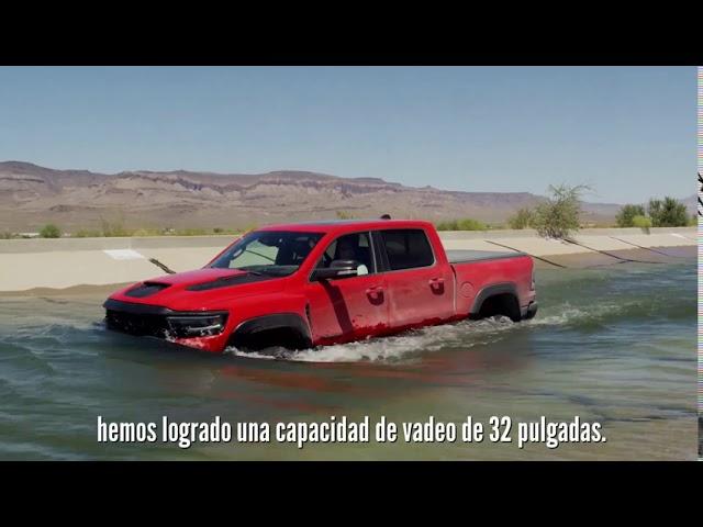 Detalles de diseño de la nueva Ram TRX 1500 2021, la pickup de producción más potente del mundo - 2