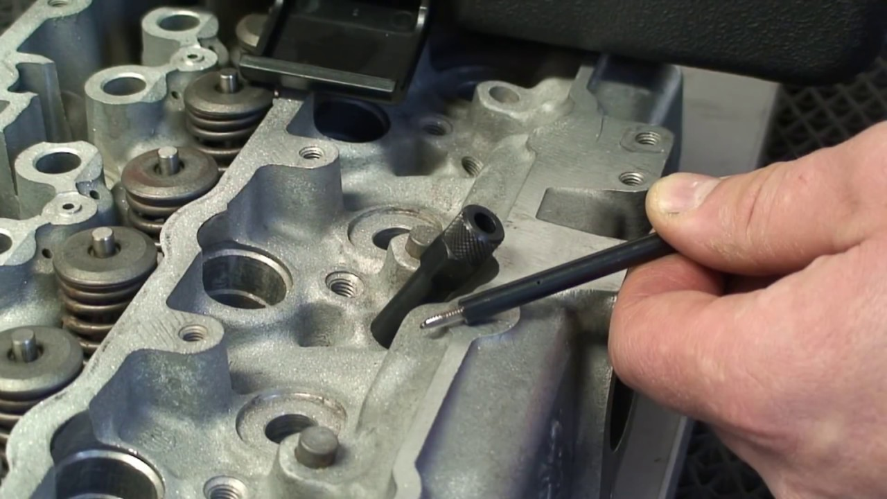 How To Remove Broken Glow Plug Tips Youtube