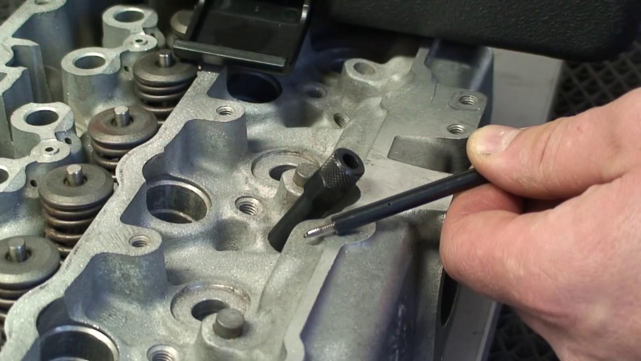 how to remove broken glow plug tips  [ 1280 x 720 Pixel ]