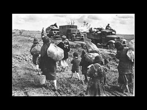 Анна Беляева - Журавли ... Видео поздравление с 9 Мая!