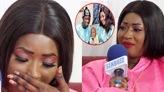 Ndeye Ndiaye Mbettel craque et fond en larmes en pleine émission par la question surprise du...