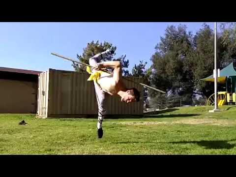Acrobatic Stunts