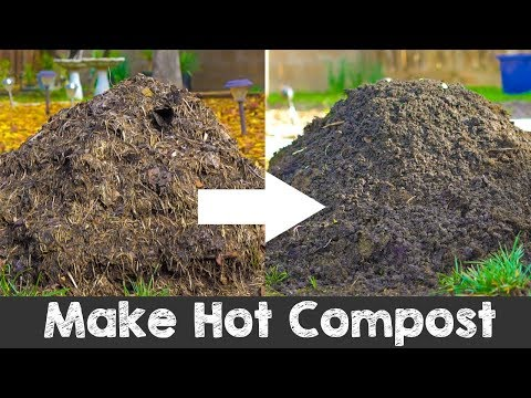 How to Make Hot Compost Complete Guide