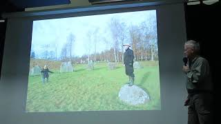 Semir Osmanagic about megalithic stone structure in Anundshog in Sweden
