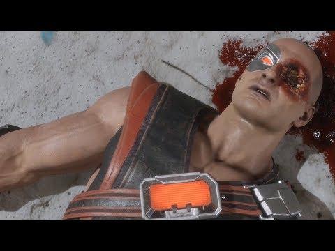 Mortal Kombat 11 - Sonya vs Kano (Story Battle 31) [HD]