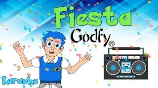 "Godfy ""Fiesta"" Pista Karaoke Infantil Cristiano para Fiestas"