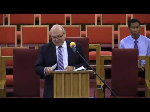 Building a Bridge for Freedom & Religious Liberty Day - 2016 Linden SDA Church