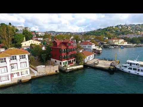 Çengelköy'de Satılık Tarihi Yalı! - Gorgeous Historical Waterside Mansion - KW Team Maral