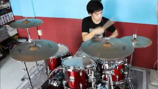 Falling In Reverse - I'm Not a Vampire Drum Cover