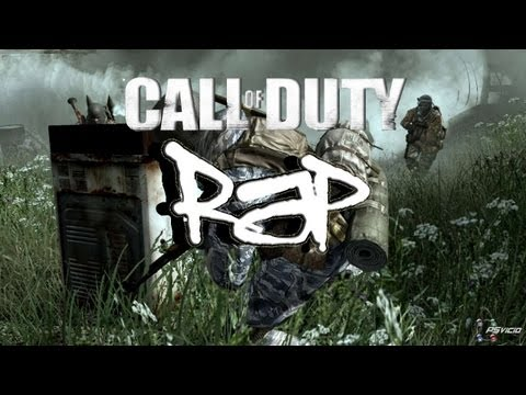 El Call of Duty Rap - Español - Especial 6000 subs - Cod Rap - Sephiroth XTR Videos De Viajes