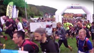 Bergen Fjellmaraton 2017, 21.1 km, Video fra løypen