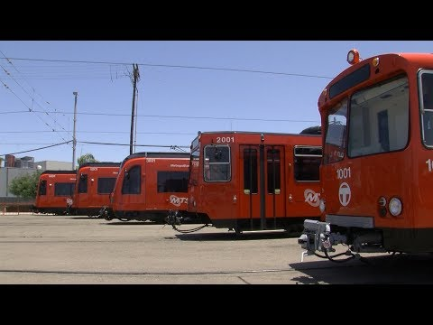 San Diego Is Getting New Trolley Cars, What Happens To The Old Ones?