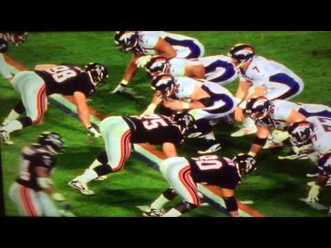 Super Bowl XXXIII Highlights: Denver Broncos vs. Atlanta Falcons (1999)