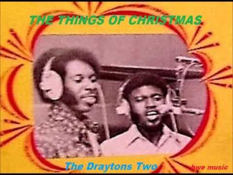 The Drayton Two-THE THING OF CHRISTMAS(CHRISTMAS MUSIC - SPOUGE- BARBADOS)