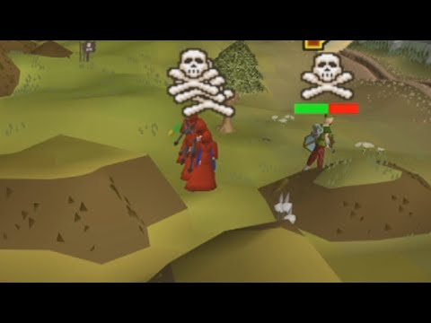 Was This An Elaborate Lure Attempt? Or Just A Coincidence? (OSRS)