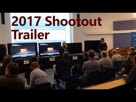 Crampton & Moore/ HDTVTest 2017 TV Shootout Trailer
