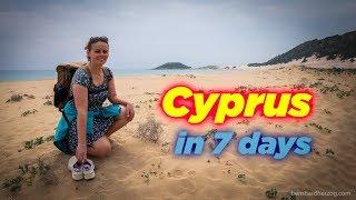 Cyprus in 7 days (Roadtrip 🚗)