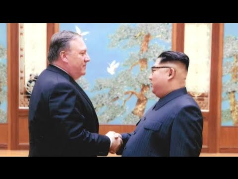 U.S. Secretary of State Mike Pompeo's foreign policy agenda