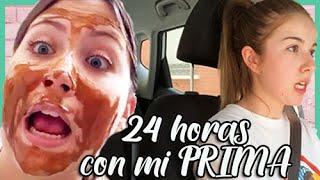 RUTINA de un DÍA en Mi VIDA 🤪 VLOGS VERANO de UNA ADOLESCENTE  24 HORAS CON MI PRIMA Vlog.1