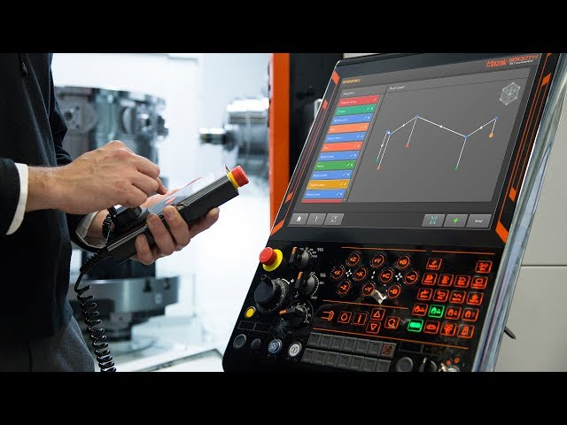 Renishaw unveils extended range of on-machine apps for CNC machine