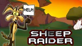 Sheep Raider - O JOGO DO COIOTE! (PS1)