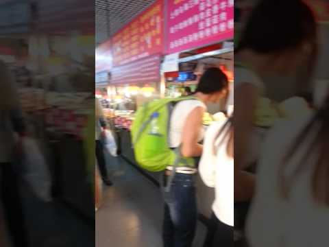 Local market..Wuhan China