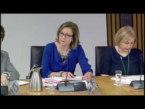 Culture, Tourism, Europe and External Relations Committee - Scottish Parliament: 8th December 2016