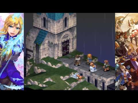 Final Fantasy Tactics [Part 1] - Orbonne Monastery, Magic City Gariland | StoneMonkWisdom