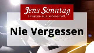 Nie Vergessen | Glasperlenspiel | Instrumental-Piano-Cover